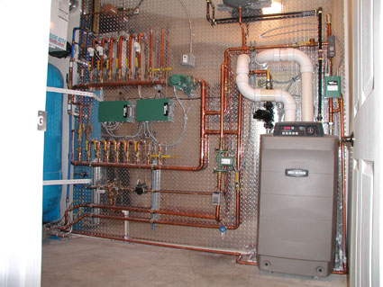 Electric Boiler For Radiant Heat