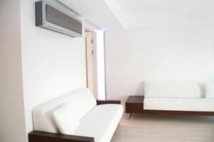modern-ductless-air-handler-in-white-living-room